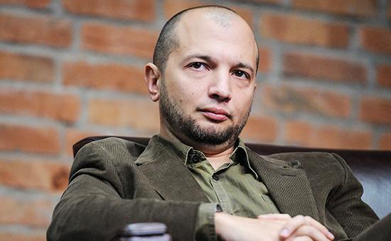 Медиаменеджер Демьян Кудрявцев