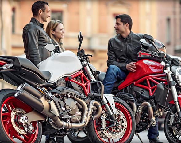 Фото:  Ducatti