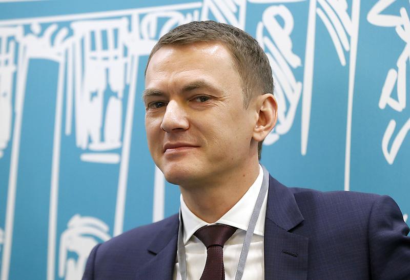 Генеральный директор ГК «Герофарм» Петр Родионов