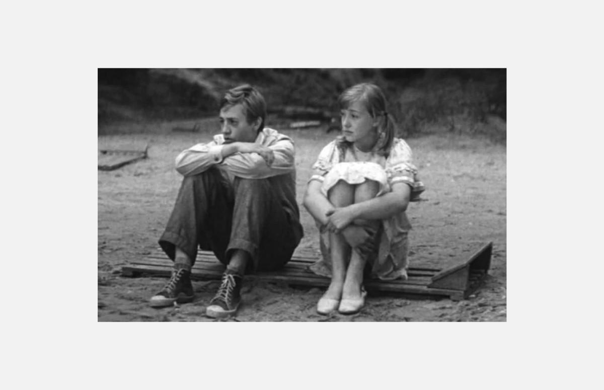 Кадр из фильма «Сто дней после детства»