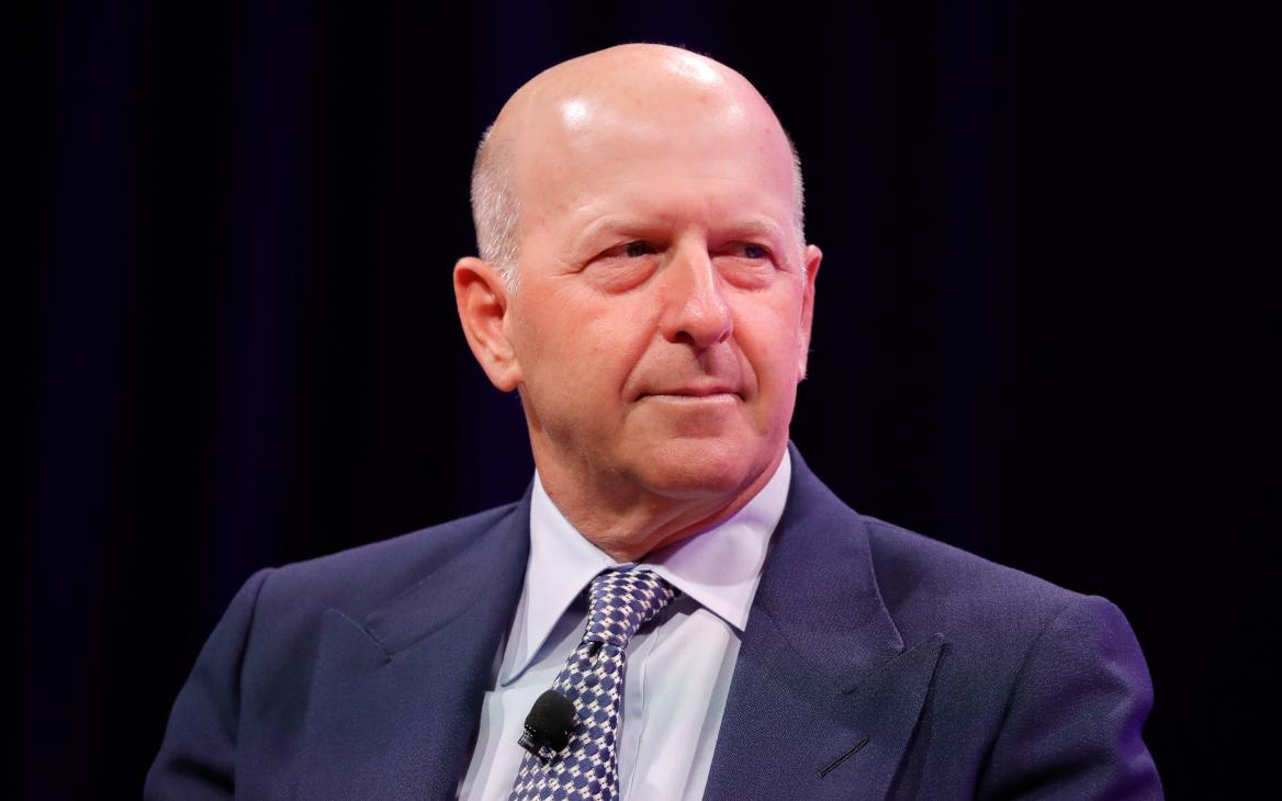 Президент Goldman Sachs Дэвид Соломон
