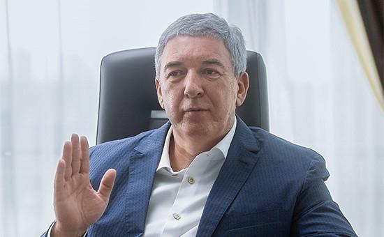 Совладелец «АвтоСпецЦентра» Александр Халилов