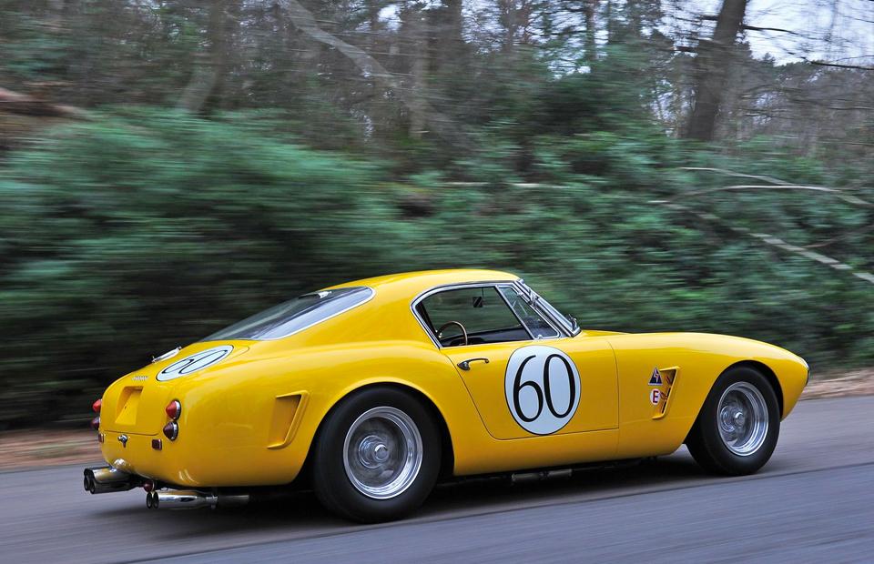 Ferrari 250GT SWB Competizione Coupe (1960)
