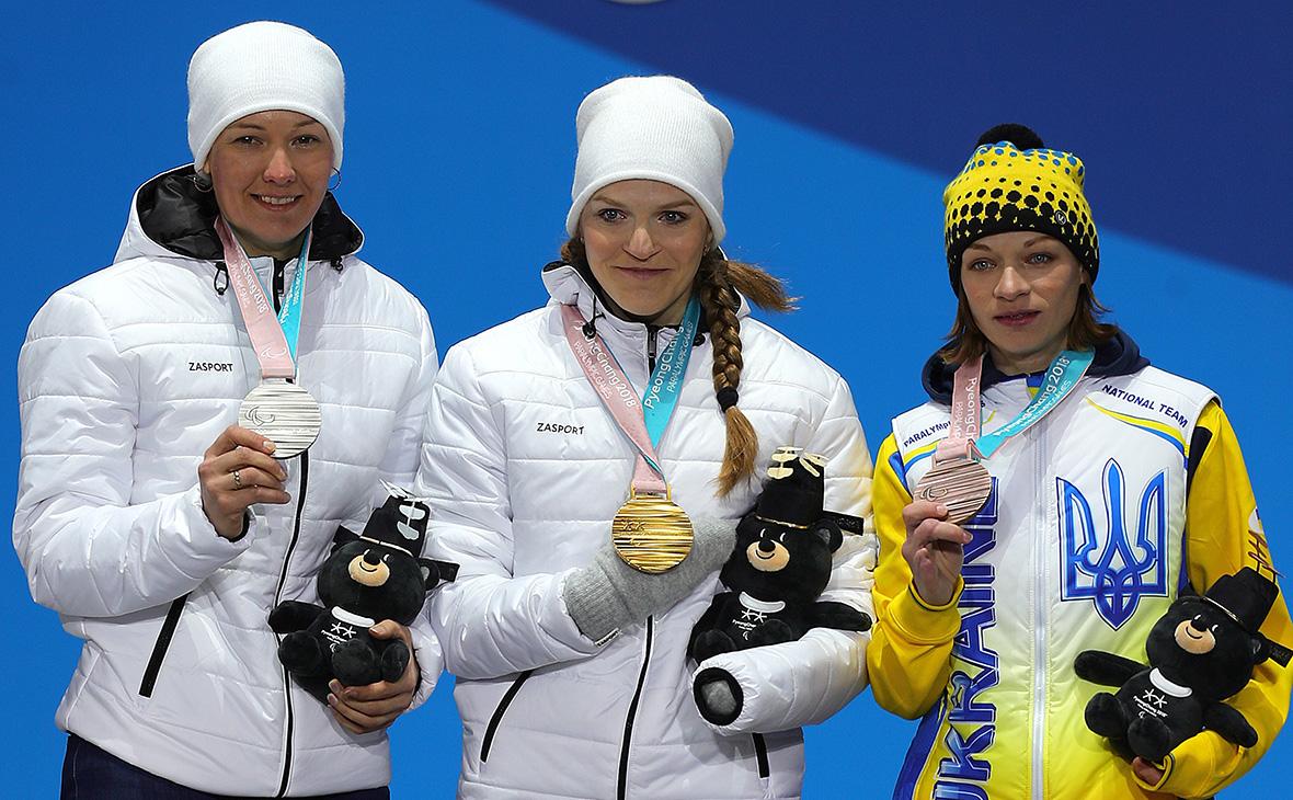 Анна Миленина,Екатерина Румянцева,Людмила Ляшенко (слева направо)