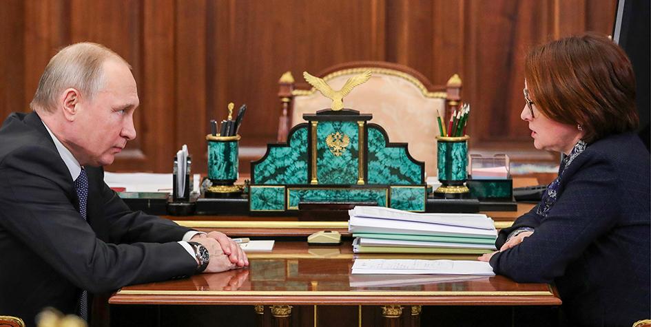 Фото: Михаил Климентьев/пресс-служба президента РФ/ТАСС