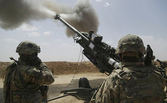Фото: U.S Army photo by Paul Sale via AP