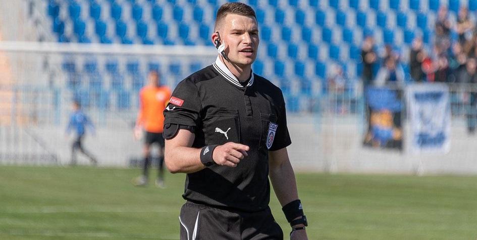 Судья Богдан Головко