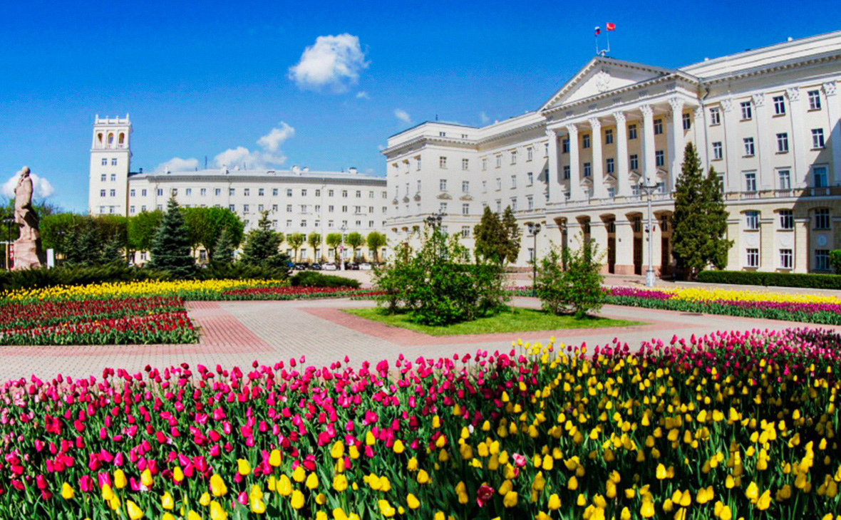 Здание администрации Смоленской области
