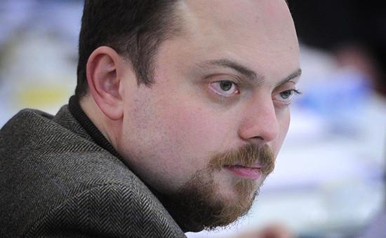 Координатор «Открытой России»Владимир Кара-Мурза