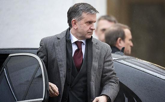 Посол РФ на Украине Михаил Зурабов