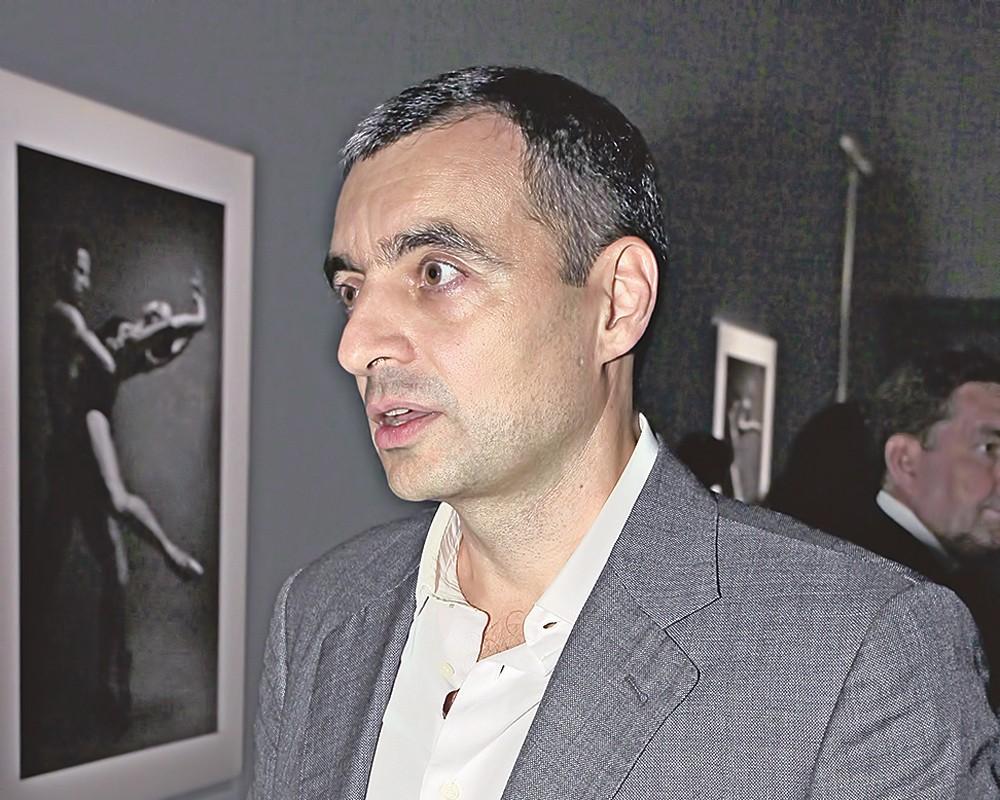 Бизнесмен Ульви Касимов