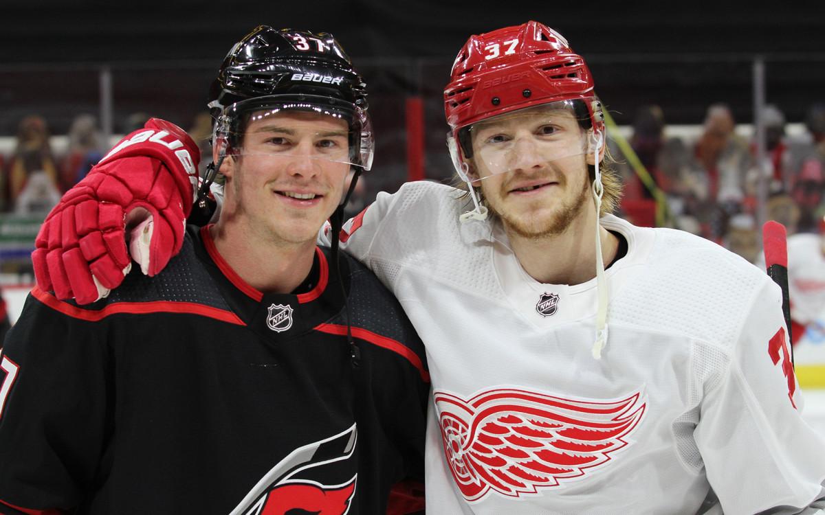 Андрей и Евгений Свечниковы (слева направо)