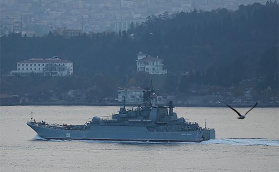 Большой десантный корабль «Цезарь Куников»