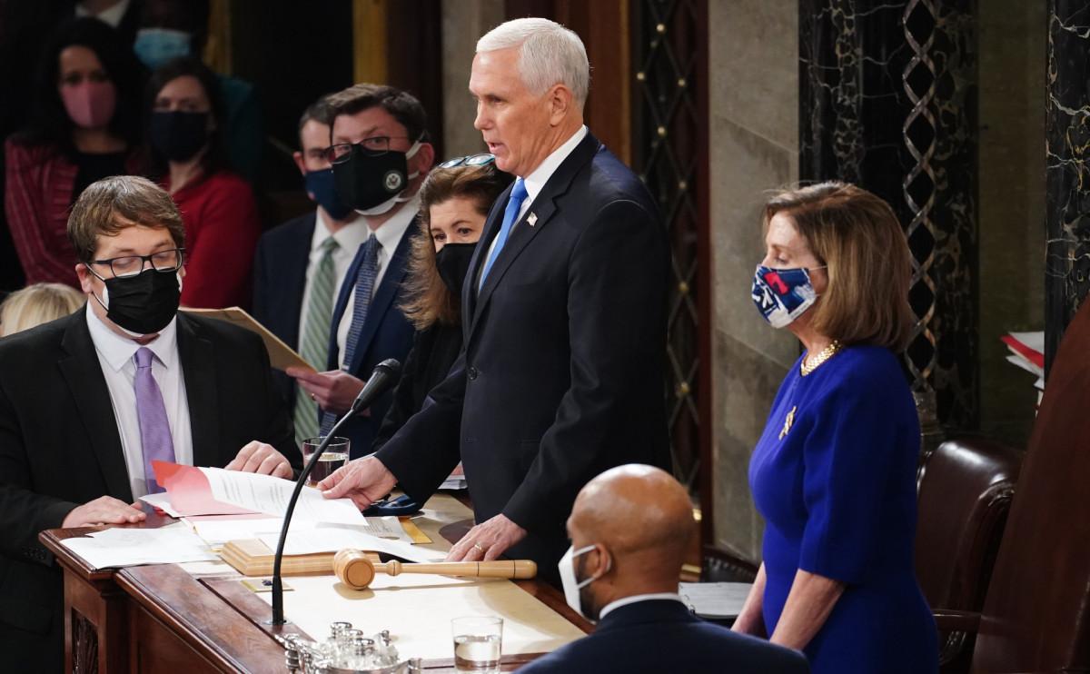 В конгрессе заявили о подготовке импичмента Трампа :: Политика :: РБК