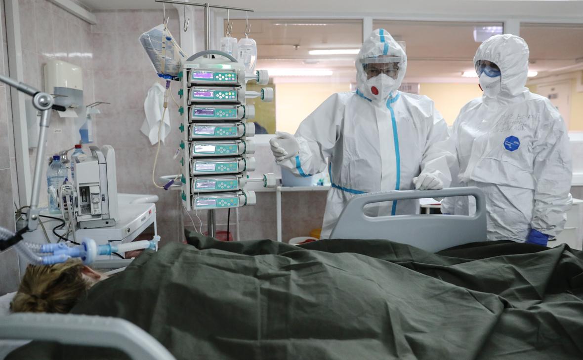 В России выявили 8,3 тыс. новых случаев заражения коронавирусом