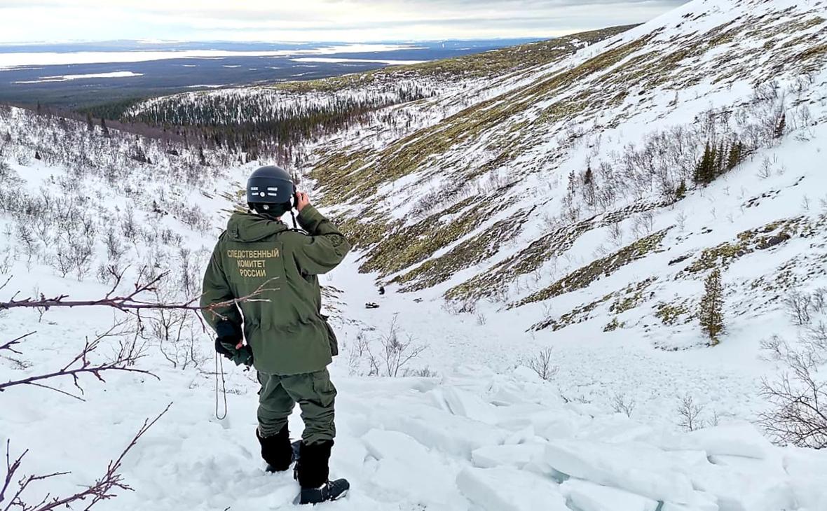 Фото: СУ СК России по Мурманской области