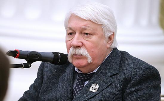 Режиссер анимационного кино Эдуард Назаров