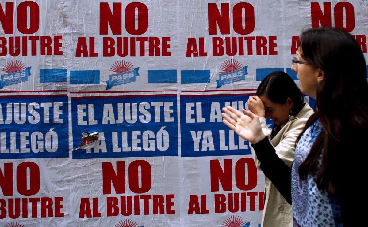 Фото: /Marcos Brindicci/ Reuters