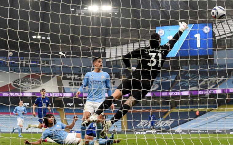 "Фото: ""Манчестер Сити"" - ""Челси"" (Фото: AP)"