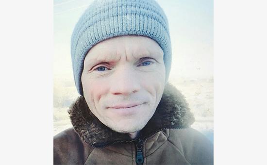 Подозреваемый в жестоком убийстве Олег Белов