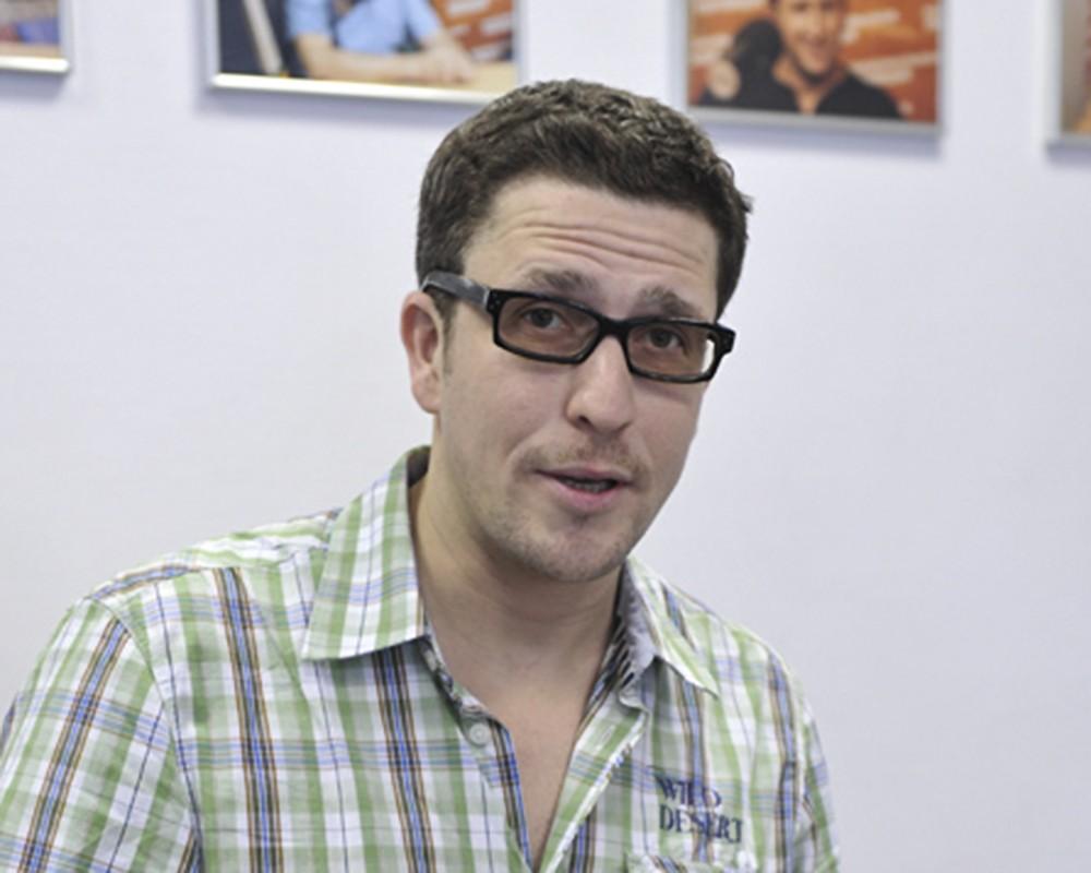 Гендиректор образовательного центра «Нетология» Максим Спиридонов