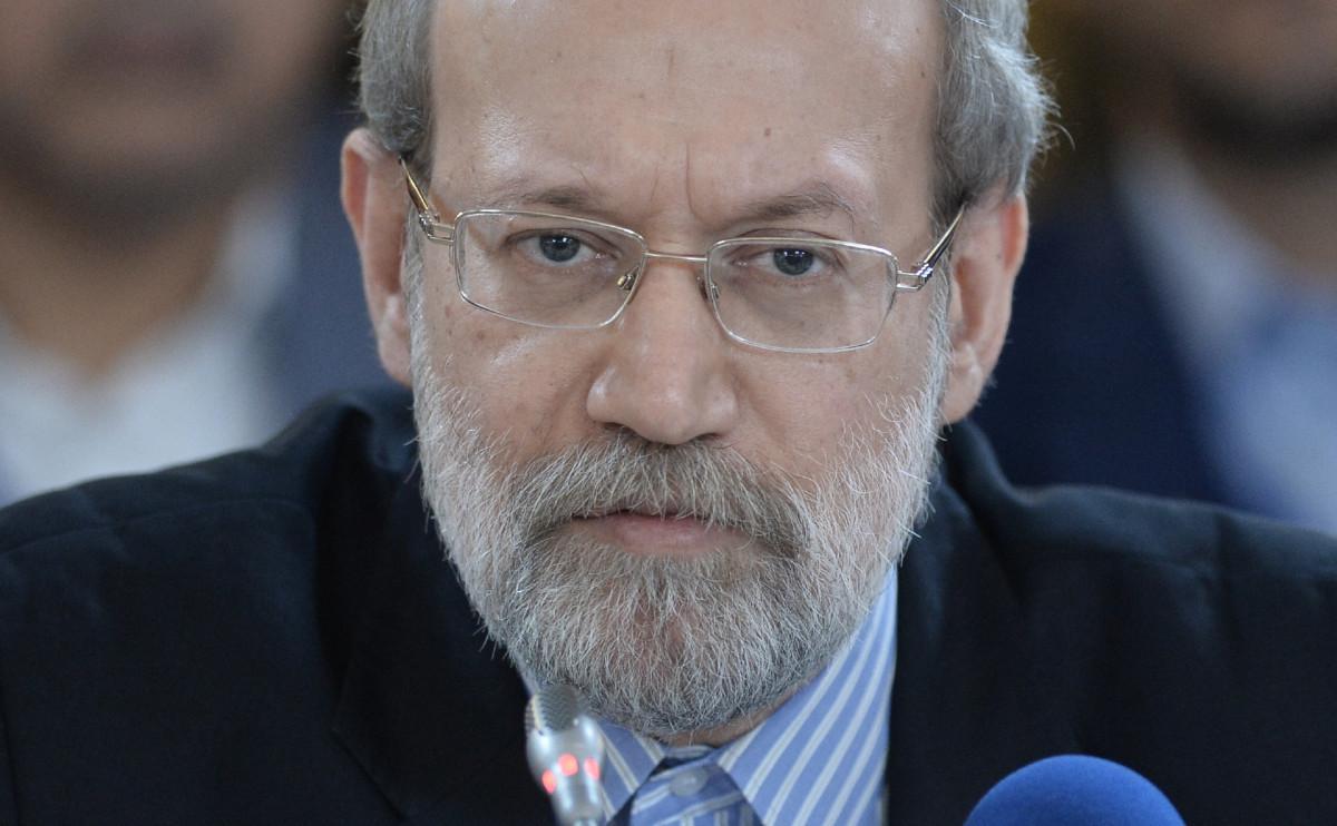Председатель Меджлиса Ирана Али Лариджани