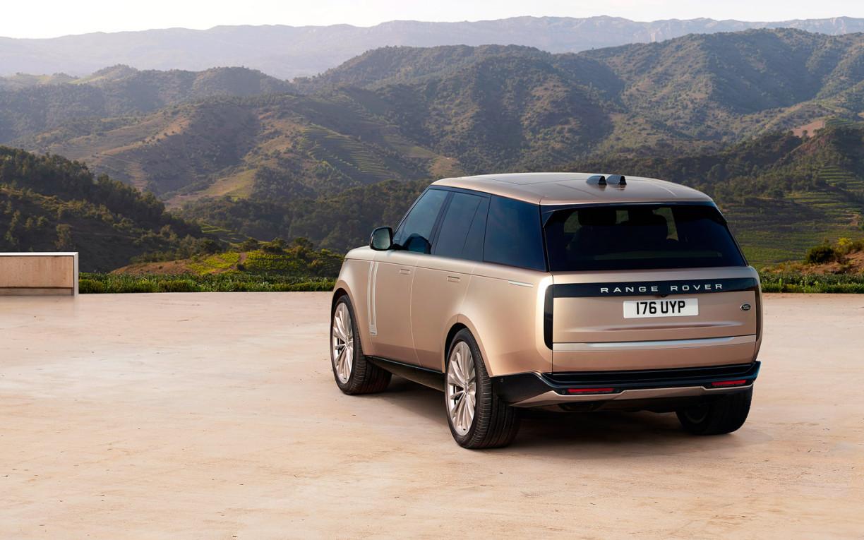 Гость из будущего: все подробности о новом Range Rover