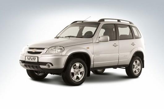 технические характеристики автомобиля chevrolet niva lc
