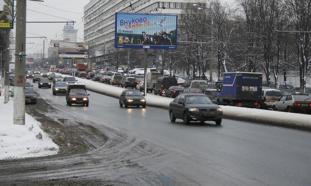 Ядовитое проклятие московских дорог