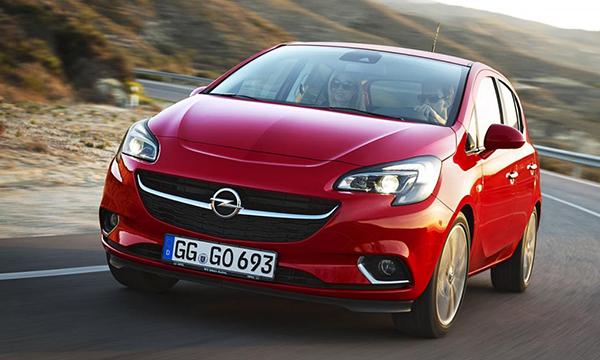 Opel представил самый экономичный хэтчбек