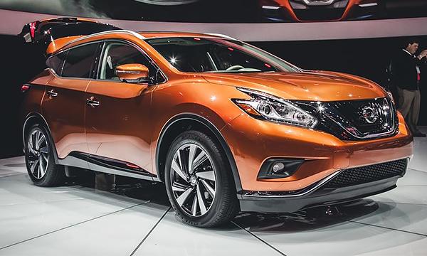 Nissan Murano стал гибридом