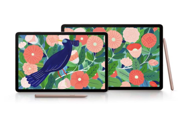 Планшеты Galaxy Tab S7 и S7+