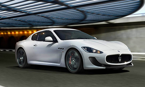 Maserati GranTurismo превратят в конкурента Porsche 911