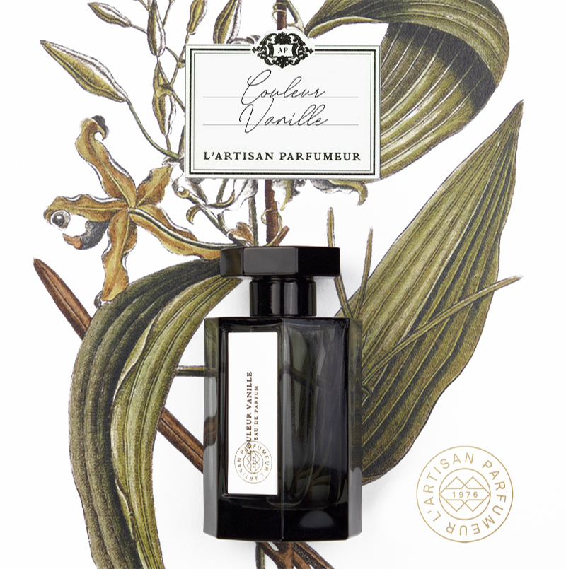 Аромат Couleur Vanille, L'Artisan Parfumeur