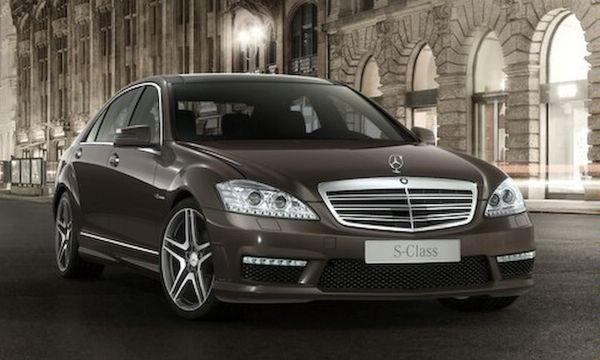 Mercedes-Benz представил S63 AMG и S65 AMG
