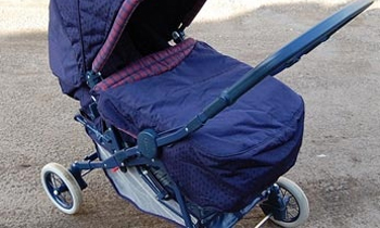 В Москве женщина сбила мужчину с детской коляской