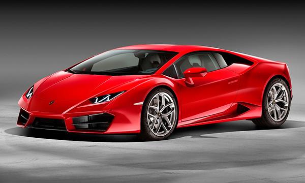 Lamborghini собирается расширить модельную линейку Huracan
