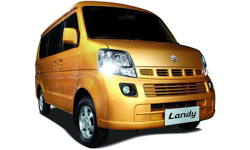 Suzuki  Landy