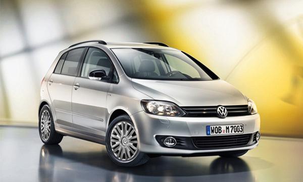 Volkswagen Golf Plus Match