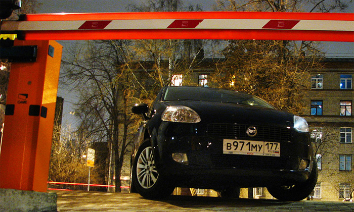 Автомобилям запретят въезд в центр Москвы