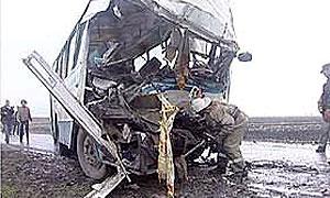В ДТП в Новгородской области пострадали 10 человек