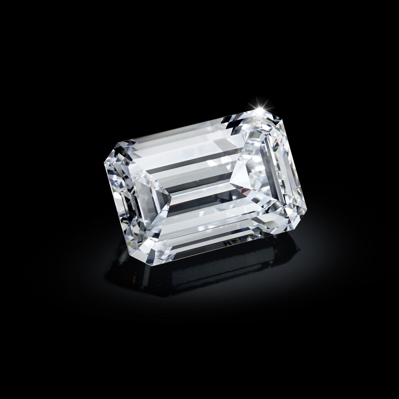 Самый крупный ограненный бриллиант из алмаза The 4 de Fevereiro