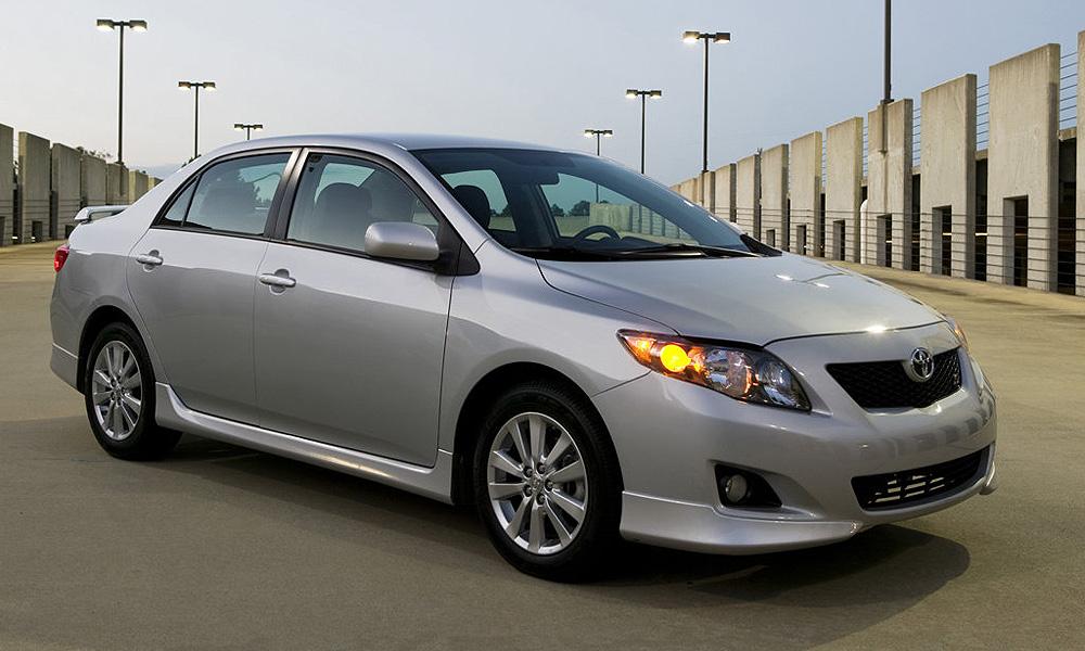 Доналоговая прибыль Toyota за 3 квартала упала более чем на 50%