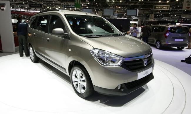Dacia Lodgy: ждем в ближайшее время