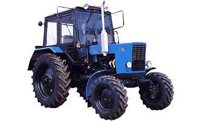 МТЗ-82 - горячий трактор для горячих парней