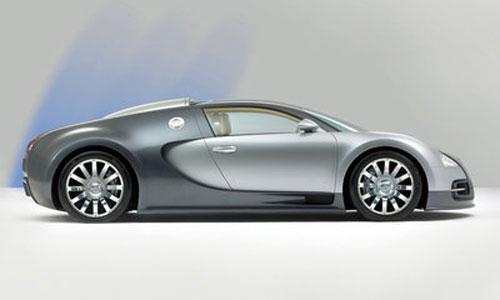 Bugatti Veyron получит кузов тарга