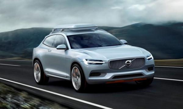 Volvo показала предвестника XC90