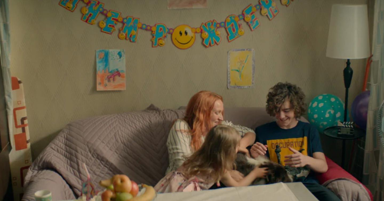 Кадр из сериала «Я не шучу»