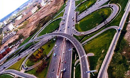 Реконструкция МКАД начнется с транспортных развязок