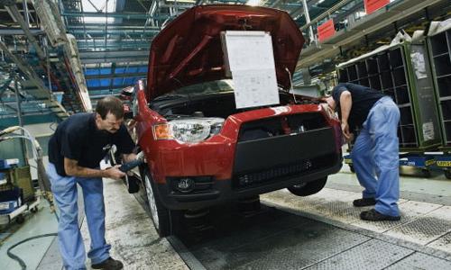 Mitsubishi продает завод в Нидерландах за 1 евро